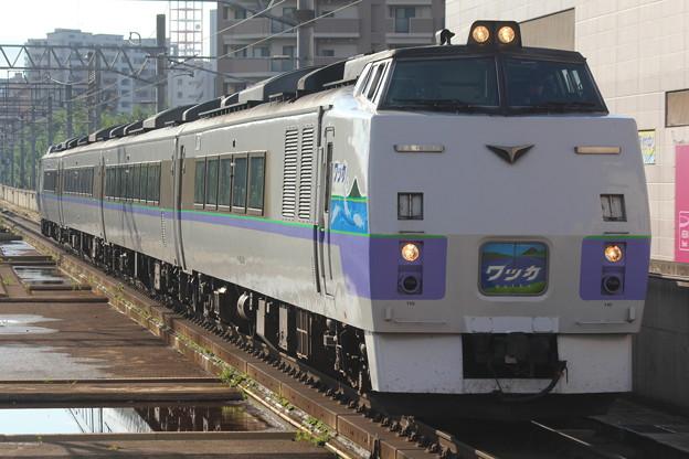 キハ183形キハ183-210 特急ワッカ号