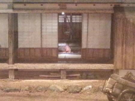 20140830 11.34 昭和ミニチュア情景展 - 民家