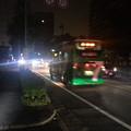 写真: 20141021_175234 桜町 - 作野線バス