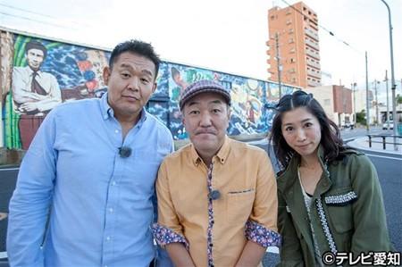 おじさんぽ - 花田虎上さん、温水洋一さん、名越涼子さん