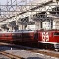 EF65-1118+オリエントサルーン