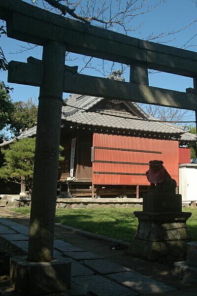 Photos: 厳島神社(小袋谷)