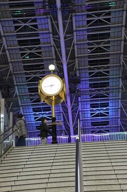 大阪駅(うめきた)のイルミネーション(6)