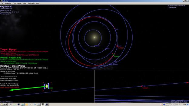 シミュレーションソフトウェア「太陽系大航海」