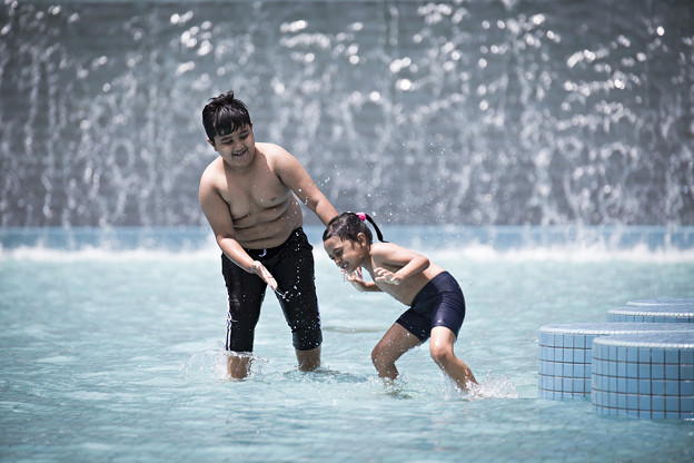Photos: Splash of fun