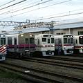 Photos: 京王線全形式が並ぶ!