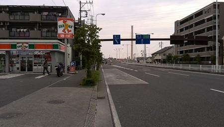 四谷橋入口