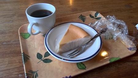チーズケーキ@清里