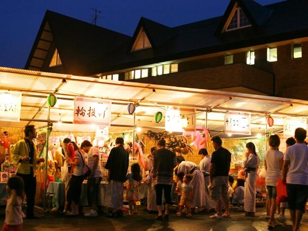 写真: 125 納涼縁日1 by ホテルグリーンプラザ軽井沢