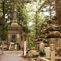 Photos: 30-和歌山 高野山 毛利家墓所-20040712-076