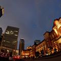 東京駅夏物語