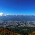 Photos: 秋の伊那谷北部