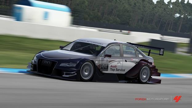 2011 Audi A4 Touring Car