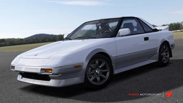 Photos: 1989 Toyota MR2