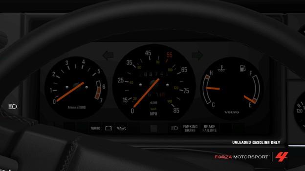 1983 Volvo 242 Turbo