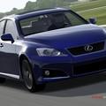 2009 Lexus IS F