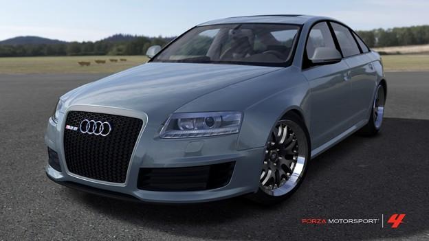 2009 Audi RS 6
