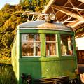 昔の東急池上線車両