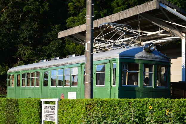 昔の東急目蒲線車両