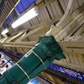 Photos: DSC_5226 東京駅3・4番ホーム柱