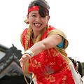 写真: Team Fortis!風舞菖蒲_ 大師よさこいフェスタ2008_20