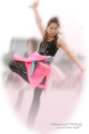 DanceCompanyREIKA組_ 大師よさこいフェスタ2008