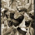 写真: 所沢風炎祇神伝~雅~_東京よさこい2008_02
