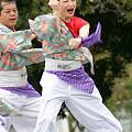 踊るBAKA!TOKYO_川崎大師厄除けよさこい_06