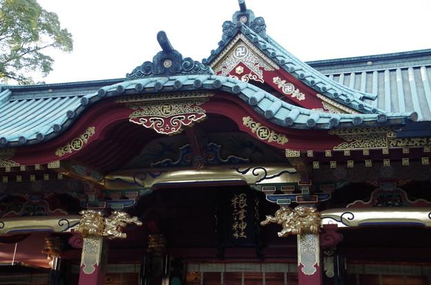 根津神社 (1)