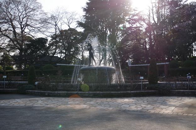 里見公園(噴水)
