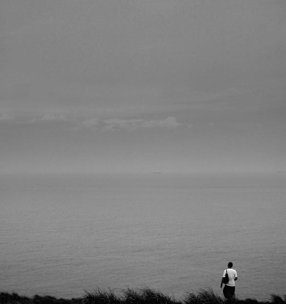 Photos: Sea line