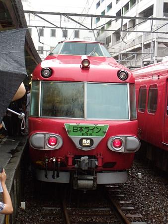 7011F回送日本ライン