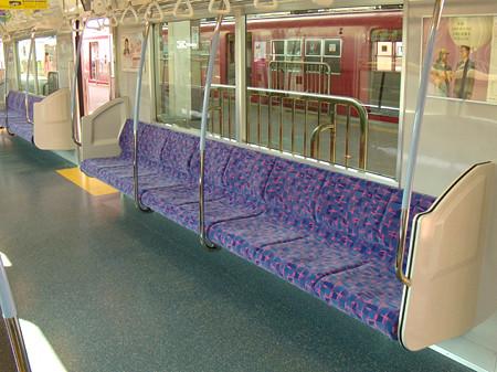 4001F座席