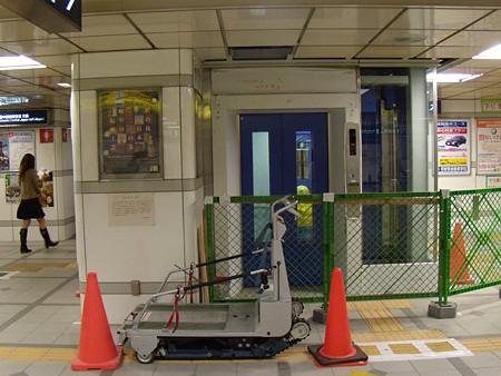 エレベーター工事2