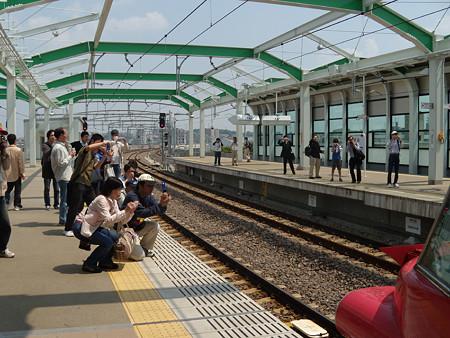 鳴海駅撮り鉄