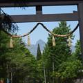 Photos: 戸隠神社の鳥居