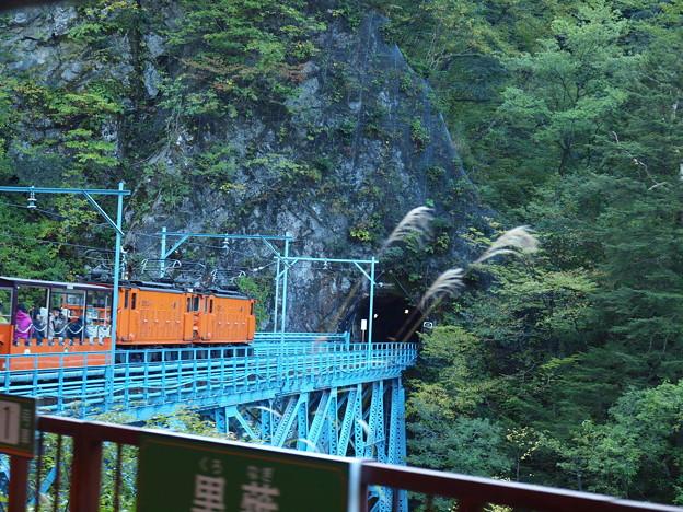 Photos: 立山トロッコ電車