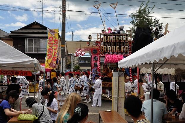 Photos: 土崎港曳山まつり 05