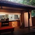 等々力渓谷の茶店