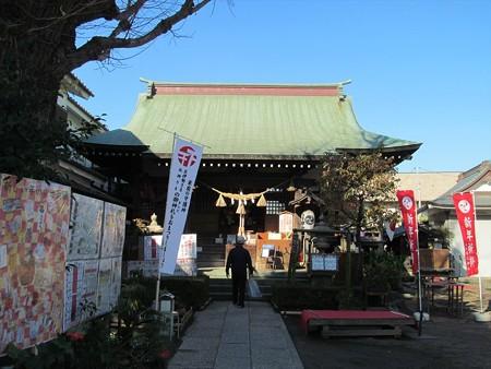 江北 氷川 神社