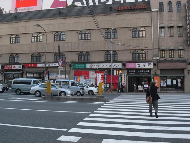 写真: 闘争(品川の京品ホテル)3