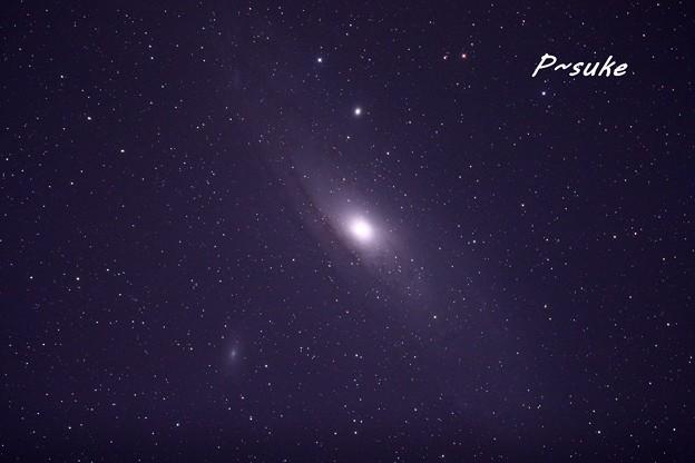 M31 アンドロメダ大星雲