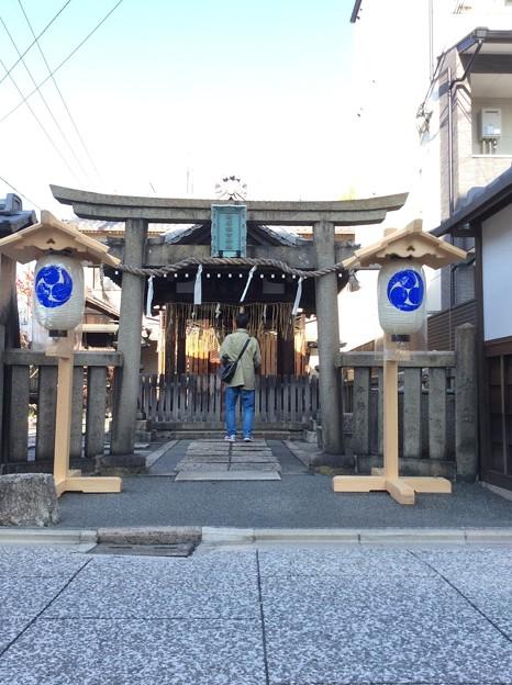 京都 島原界隈  2014/113