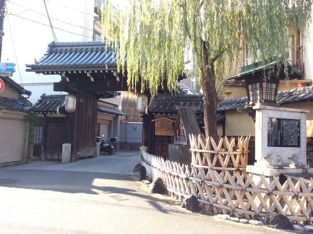 京都 島原界隈  2014/117