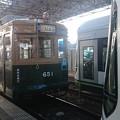 Photos: 広島電鉄 651
