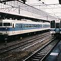 Photos: 115系 N-21と213系 C004