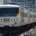 Photos: 185系上野東京ライン試運転