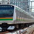Photos: E233系上野東京ライン試運転