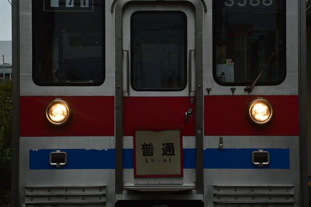 金町線3500形