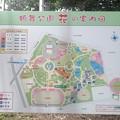 写真: 鶴舞公園_15:花の案内図
